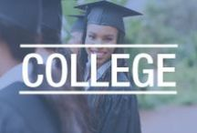 College Planning / Paying for college is a stressful subject for parents and students alike. Know all of your options before debt financing a degree.