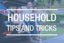 Thrifty Household Tips / Being a homeowner comes with a lot of expenses and repairs. Stay on top of things with these tips to minimize expenses and maximize memories.