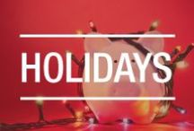 Holidays / Tips and tricks for saving money throughout every holiday season. / by Anheuser-Busch Employees' Credit Union