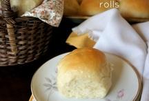 Breads, Rolls & Crackers / Bread / by Debbie De Palma
