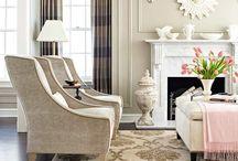 Home Living Spaces / Home Deco / by Debbie De Palma