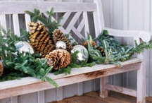 christmas -- outdoor projects / christmas christmas christmas outdoor outdoor outdoor projects decorating decor  / by Mariel Hale