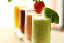 Drinks, smoothies, juices / by Andrea Strawther