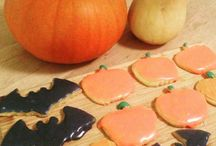 Halloween food and baking / What to eat and drink for halloween, especially child friendly!