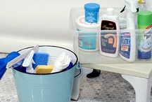 Cleaning Tips & Products / Cleaning Tips / by Debbie De Palma