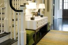 Foyers, Entry & Stairs / Home Deco / by Debbie De Palma