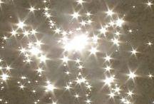 Stars, Sparkle, Glitter, Shine.