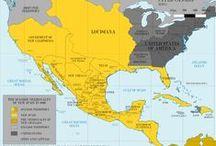 North American/Caribbean History / by Joseph Wilson
