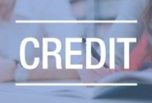 Credit (the Good, the Bad, and the Ugly) / Your credit score affects every significant purchase you'll ever make. Use these resources to maximize your score and save on interest rates.  / by Anheuser-Busch Employees' Credit Union
