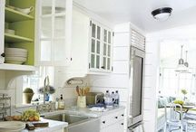 Kitchen restoration / Influences and ideas for inspiring kitchens! / by Andrea Strawther