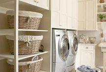 Laundry Room Rehab / by Andrea Strawther