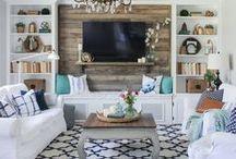 living room //