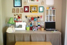 Craft Rooms and Offices / by Brieanna DarlingDoodles