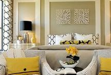 Interior Design / by Sharon Greenthal