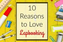 Lapbooking / Ideas, samples, and favorite resources for lapbooking. #homeschool