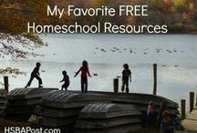 Homeschool: free resources