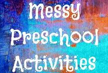 preschool/kindergarten / activities and lessons for ages 2-6