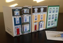 JellyBean Row - Own it / Jellybean Row is an elegant collection of home decor products celebrating the vibrant downtown heritage homes of St. John's, Newfoundland. Our exclusive artwork is available on plaque mounts, stretched canvas and on a galvanized steel mailbox. For more information please visit www.jellybeanrow.com