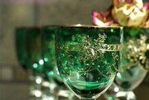 Glass/Pottery / by Ranjini Thomas