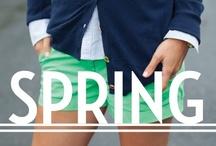 spring sprang sprung / by Valerie Piazza