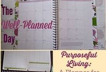 Planning: homeschool & home / A board for planner junkies!  All kinds of free, digital, pay, and print planners for home and homeschool.