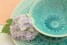 English tea and tea sets / by Ranjini Thomas