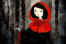 Red Ridding Hood Inspirational