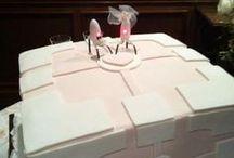 CAKES / A new art form! / by Jamie McGinn