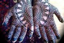 henna / by Ranjini Thomas