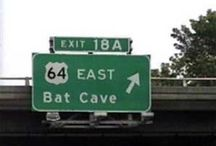 The Bat Cave / Ideas for my future cave! / by Mujhtuba Baksh