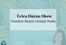 Erica Duran Show | Freedom Based Lifestyle Radio / Subscribe in iTunes:  https://itunes.apple.com/us/podcast/erica-duran-show-freedom-based/id983166300  Then, get all the links and show notes here:  http://ericaduran.co/radio-podcast/ LIVE from the Hilton Waikoloa Village Resort in Hawaii & Other Luxury Resorts from around the world! A new kind of podcast covering everything you need to start & grow your freedom based business and claim the luxury lifestyle of your dreams!
