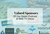 Valued Sponsors of Our Radio Podcast & Web TV Show / Want to partner with me?  Would you like to get your business SHOWCASED in front of thousands of productive-minded lifestyle entrepreneurs & travelers?  Why not become a sponsor of the Erica Duran Show radio podcast? Visit: http://ericaduran.co/sponsor to see if this partnership is right for you!  Mahalo!