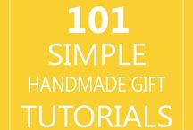 Christmas gift ideas / Get the creative juices flowing