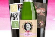 MOTHER'S DAY / Personalized and unique Mother's Day gifts for wine lovers