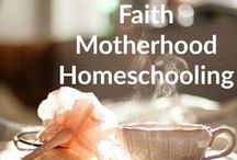 Homeschool Potpourri / A collection of helpful hints for homeschooling.