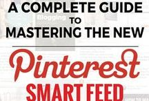 Pinterest Search Tips Smartfeed / Pinterest is a discovery search engine. Smartfeed means not all your pins will be seen by your followers. How can you get more exposure? Get Pinterest search tips here!