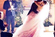 Wedding - Celebrities / Wedding - Celebrity