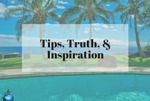 Tips, Truth, & Inspiration / Quotes to inspire, change your mindset, and claim your freedom based business & lifestyle.  http://ericaduran.co