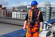 Safety Harnesses & Hi-Visibility Vests / Personal Protection Equipment (PPE) Safety Harnesses