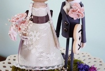 cake toppers / by Traciee' Williams