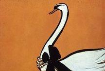Illustrations / by contessa darling