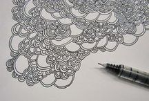 Zentangle / by Sharon Bourque