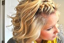 hair tutorials / by Traciee' Williams