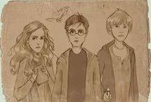 Harry Potter  :) / by Lindsey Tippetts