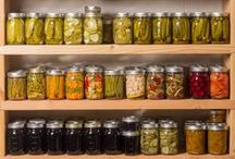 Canning and Preserving Food / Canning and Preserving food is a great way to save money and eat healthier!