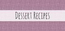 Dessert Recipes / Life's short! Try these delectable dessert recipes to make it super-sweet.
