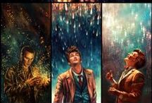 Yes, I am also a geek....... :D / Doctor Who/Sherlock / by Lindsey Tippetts
