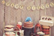 Birthday Party Time!!! / by Stephany Alexander