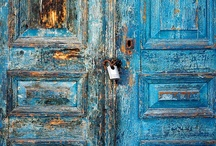 Cycladic Doors