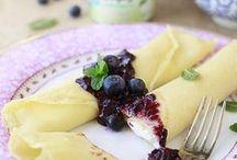 Breakfast recipes / by Keri Johnson